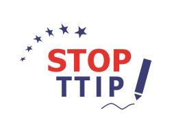 Logo Stop TTIP-Bündnis