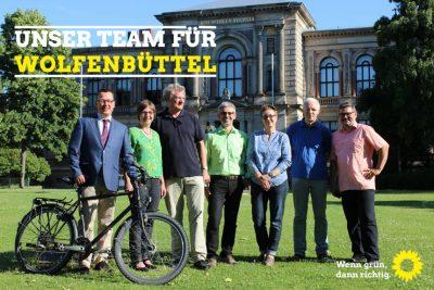 Foto: KandidatInnen zur Kommunalwahl 2016, Stadt Wolfenbüttel