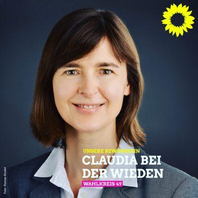 Claudia Bei der Wieden